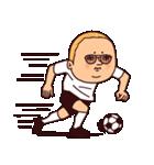 サッカーぷりてぃツイン(個別スタンプ:38)