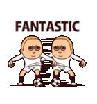 サッカーぷりてぃツイン(個別スタンプ:39)