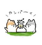 ほんわかしばいぬ<夏>(個別スタンプ:12)