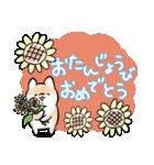 ほんわかしばいぬ<夏>(個別スタンプ:24)