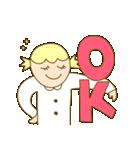 ファンシー人類~エピソード3~(個別スタンプ:01)