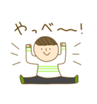 ファンシー人類~エピソード3~(個別スタンプ:06)