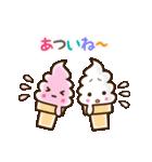❤️みんなで使える【夏のスタンプ】(個別スタンプ:05)