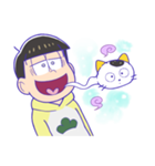 タマ&フレンズ × おそ松さん(個別スタンプ:23)