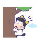 タマ&フレンズ × おそ松さん(個別スタンプ:36)