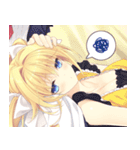 ユルシュール【月に寄りそう乙女の作法】(個別スタンプ:30)