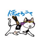吉田戦車「来れば?ねこ占い屋」(個別スタンプ:10)