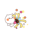 賑やかなネコ(個別スタンプ:05)
