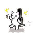 楽器演奏するネコ(個別スタンプ:34)