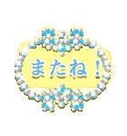 大人かわいい♪キラキラジュエリー☆日本語(個別スタンプ:39)