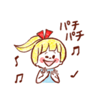 女の子のためのハッピースタンプ♡2(個別スタンプ:13)