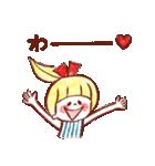 女の子のためのハッピースタンプ♡2(個別スタンプ:14)