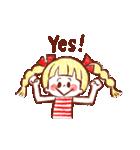 女の子のためのハッピースタンプ♡2(個別スタンプ:19)