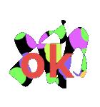 allok4(個別スタンプ:01)