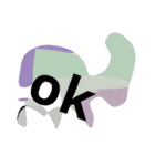 allok4(個別スタンプ:06)