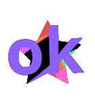 allok2(個別スタンプ:07)