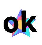 allok2(個別スタンプ:18)