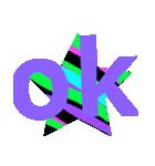 allok2(個別スタンプ:19)
