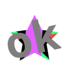 allok2(個別スタンプ:25)