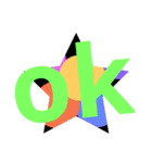 allok2(個別スタンプ:34)