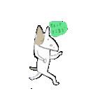 犬から目線 2(個別スタンプ:01)