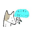 犬から目線 2(個別スタンプ:16)