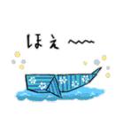 折り紙 Japanese(個別スタンプ:07)