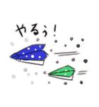 折り紙 Japanese(個別スタンプ:09)