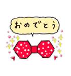折り紙 Japanese(個別スタンプ:16)