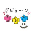 折り紙 Japanese(個別スタンプ:19)