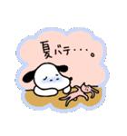 WanとBoo (なつ編)(個別スタンプ:23)