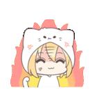 きぐるみちゃん☆(個別スタンプ:16)