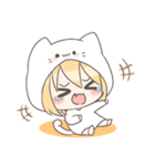 きぐるみちゃん☆(個別スタンプ:25)