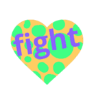 fightfightveryfight4(個別スタンプ:14)
