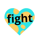 fightfightveryfight4(個別スタンプ:33)