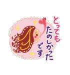 忙しい日々にホッと癒し系【応援♡】(個別スタンプ:40)