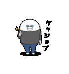やる気なし男【応援編】(個別スタンプ:06)
