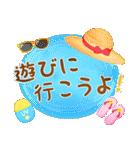 水彩えほん【YELL編・夏】(個別スタンプ:33)