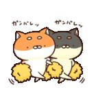 ぷちしば【応援】(個別スタンプ:04)