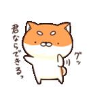 ぷちしば【応援】(個別スタンプ:06)