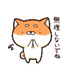 ぷちしば【応援】(個別スタンプ:22)