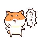 ぷちしば【応援】(個別スタンプ:24)