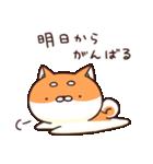 ぷちしば【応援】(個別スタンプ:34)
