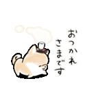 やさしばいぬ(個別スタンプ:30)