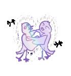 シンプルバード (ビク鳥編)(個別スタンプ:27)