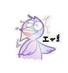 シンプルバード (ビク鳥編)(個別スタンプ:40)