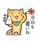 唐草兄弟の夏(個別スタンプ:09)