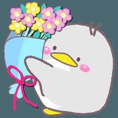 ほんわかペンギン【基本の言葉】
