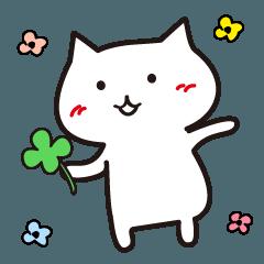 ネコじの春