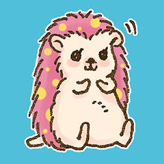 cotton hedgehog